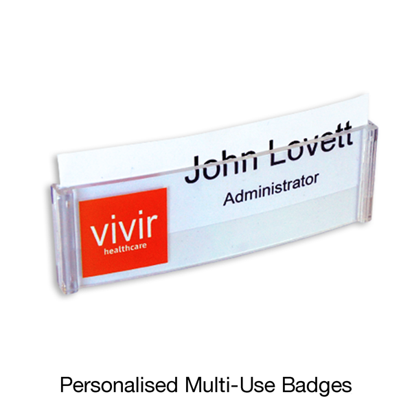 Full Service Multi-Use Badges